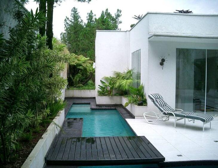 53 modelos de piscinas pequenas para todo tipo de espa o for Piscinas desmontables pequenas con depuradora