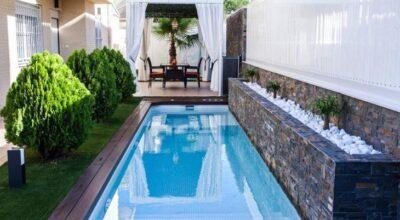 53 modelos de piscinas pequenas para todo tipo de espaço disponível