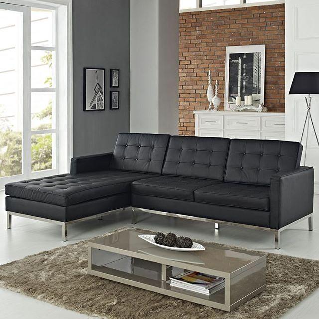 Sofa Com Chaise 65 Modelos E Cores Para Uma Sala Super Confortavel