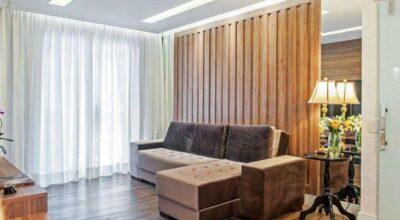 Sofá com chaise: diversos modelos e cores para uma sala super confortável