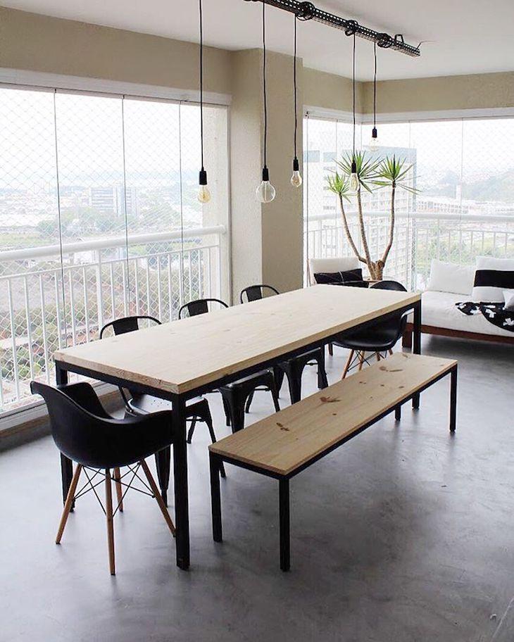 Foto: Reprodução / Apartamento 203