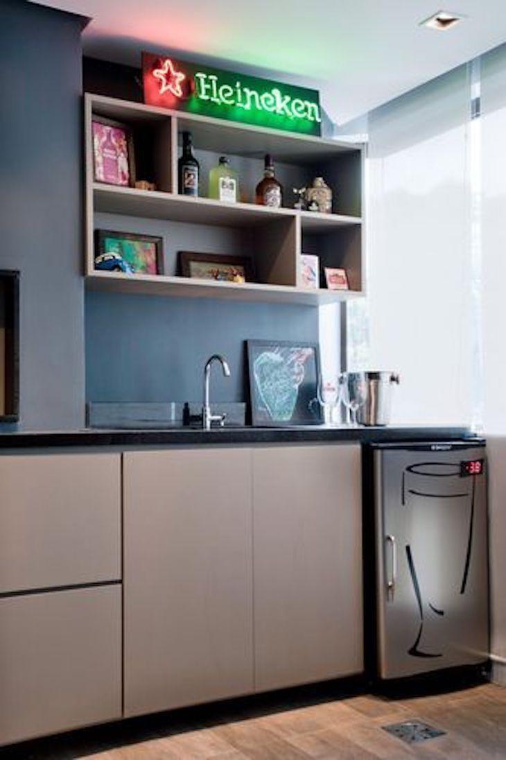 70 Varandas Gourmet Decoradas Em Apartamentos E Casas