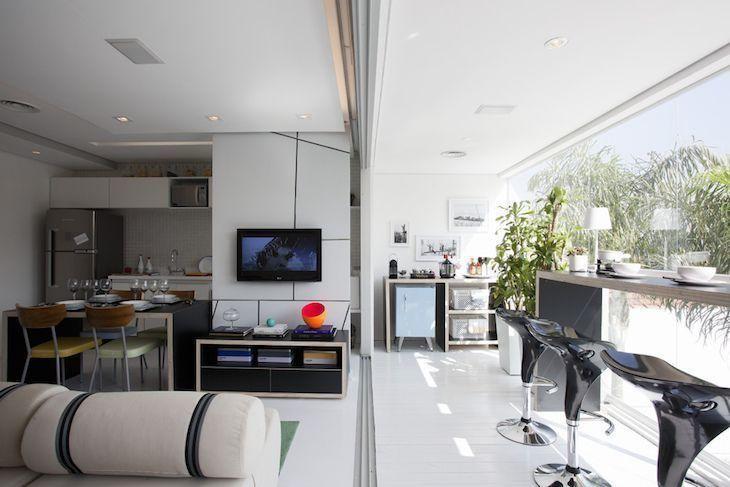 Foto: Reprodução / Basiches Arquitetos Associados
