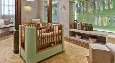 65 modelos de berços para os pais encontrarem ideias de decoração