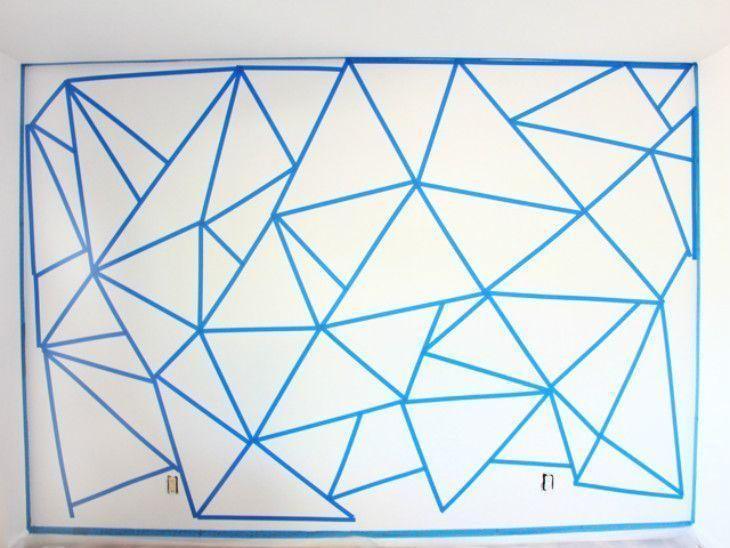Como pintar desenhos na parede elefante dos desenhos for Pintura decorativa efeito 3d
