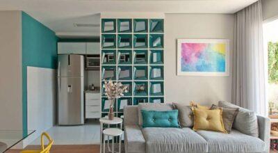 Cores de parede: aprenda a escolher a melhor para cada ambiente