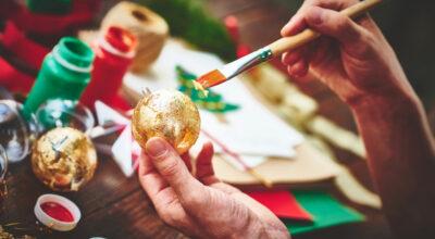 50 enfeites de Natal que você pode fazer para decorar a sua casa