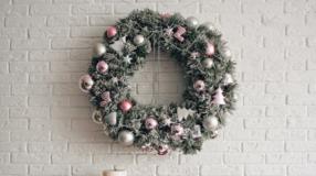Guirlanda de Natal: 160 modelos para encantar até o Papai Noel