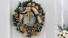 Guirlanda de Natal: opções para comprar ou fazer em casa para decorar sua porta