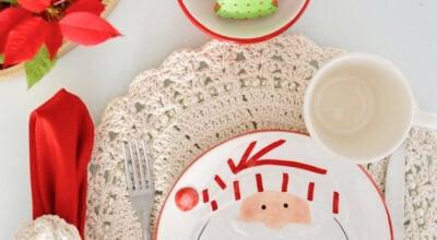 85 ideias para decorar a mesa de Natal e ter uma ceia linda
