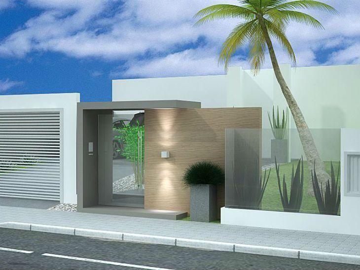 Fabuloso 70 ideias de muros de casas que você pode fazer na sua BF28