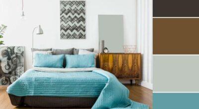 20 paletas de cores para quarto de casal que você pode usar na composição da decoração