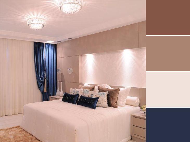 cores de quarto de casal