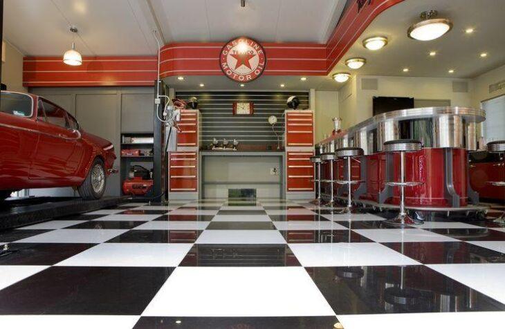 Piso para garagem aprenda a escolher o melhor para sua casa for American garage builders