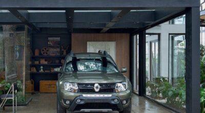 Conheça os diferentes tipos de piso para uma garagem cheia de estilo