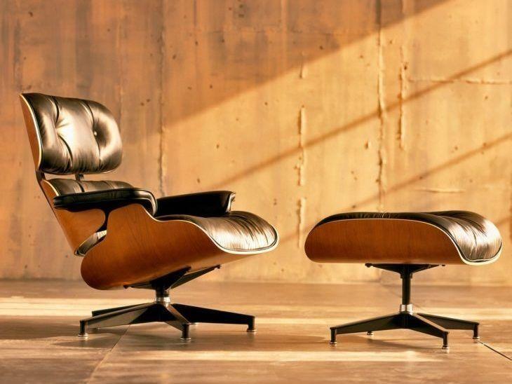 40 ambientes com poltronas Charles Eames repletos de sofisticação