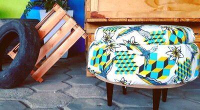 Puff de pneu: 35 ideias que trazem sustentabilidade e charme ao seu lar