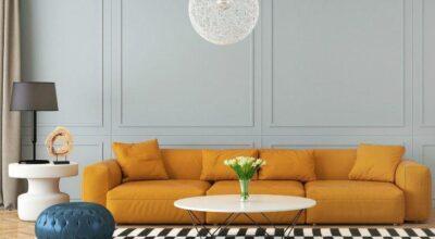65 sofás de couro em diferentes cores que você vai se apaixonar