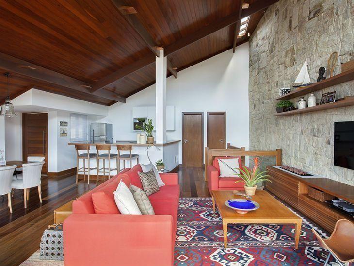 Ideia De Decora O Para Uma Casa R Stica E Confort Vel