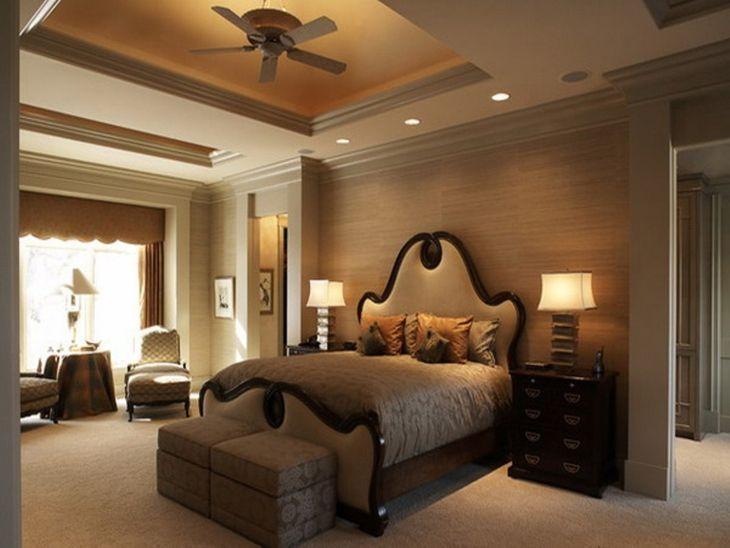 70 m veis que dar o um charme ao p da cama em seu quarto for Dormitorios super modernos