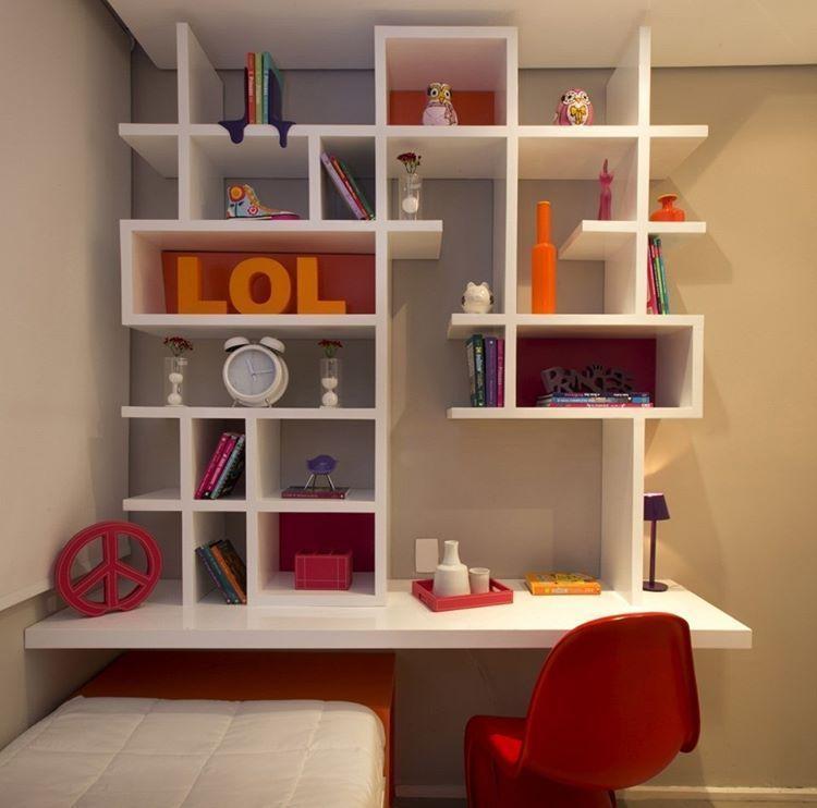 Quarto de adolescente 70 ideias de decoração para se inspirar