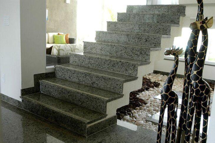 Tipos de granito fotos cores e exemplos para usar na for Tipos de granito para pisos