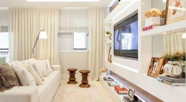 Apartamento de 95m² repleto de charme, conforto e tranquilidade