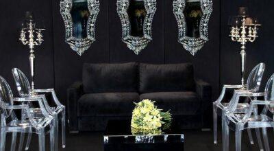 Cadeiras de acrílico trazem charme e modernidade para sua casa