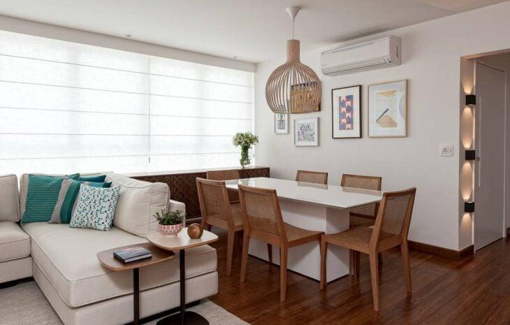 Lustres para sala pequena 40 modelos e dicas para escolher bem - Decoracion casas pequenas modernas ...