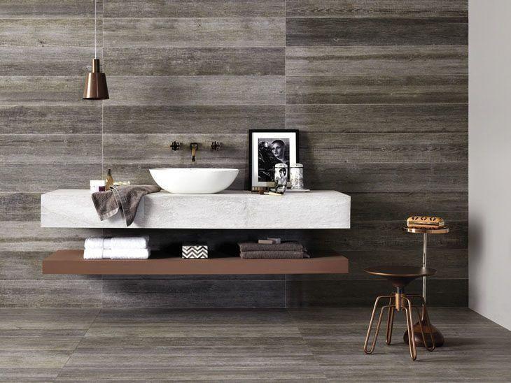 5dba2666556 Porcelanato que imita madeira  60 fotos de ambientes super elegantes