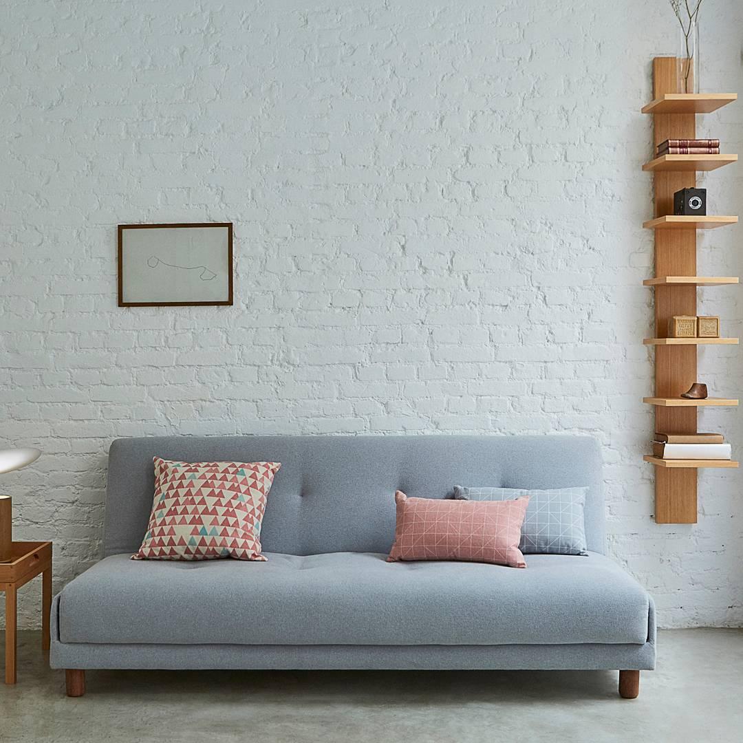 Sof cama aprenda a usar a pe a na decora o de casa - Fotos de sofa camas ...