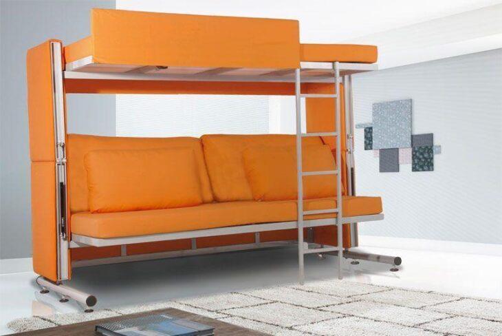 Etagenbett Mit Couch : Etagenbett mit sofa affordable r hochbett tisch