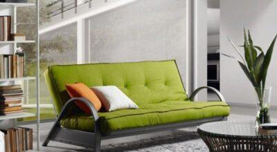 A volta dos sofás-cama na decoração de interiores