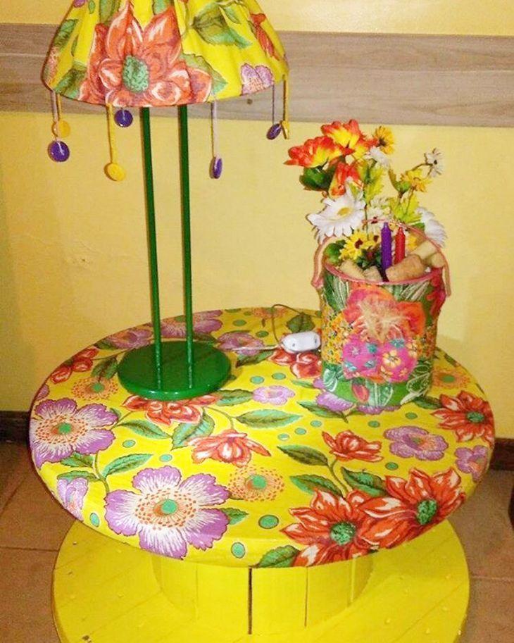 Artesanato Indiano ~ 58 ideias de decoraç u00e3o com tecido chita para colorir sua casa