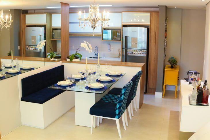 Canto alem o conforto e funcionalidade em espa os for Mesas para apartamentos pequenos