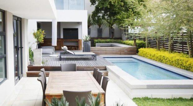65 fotos de piscinas em casas maravilhosas para você ficar babando