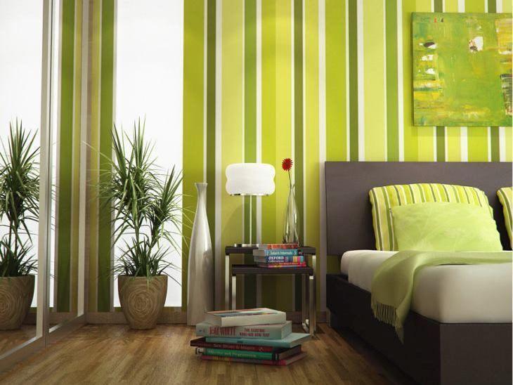 16039bd4c27d2 Quarto verde  40 fotos e dicas para apostar na cor para seu dormitório