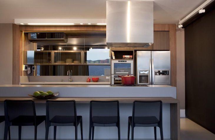 Banquetas de madeira moderna bc65 ivango for Banquetas altas modernas