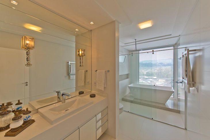 Modelos De Banheiros Conheça 45 Projetos Incríveis Para