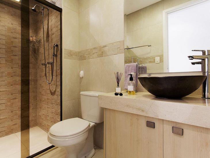 Modelos de banheiros: conheça 45 projetos incríveis para você se inspirar