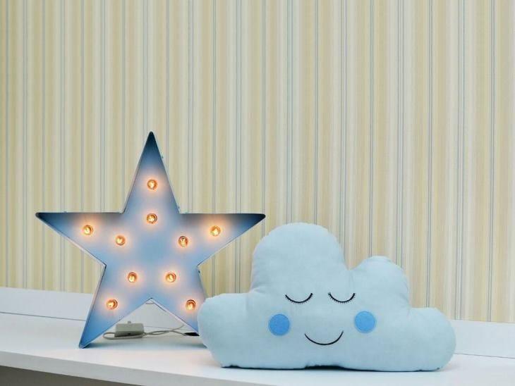 3a2be1351f387a 70 papéis de parede em quartos de bebês: inspiração sem complicação