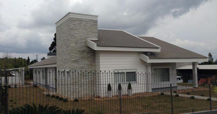 Famosos Telhado colonial: estilo e tradição em um dos tipos de telhados  DW84