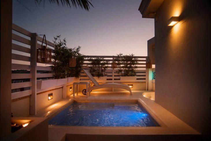 Rea de lazer com piscina 85 ideias para voc se inspirar for Piscinas y terrazas ideales