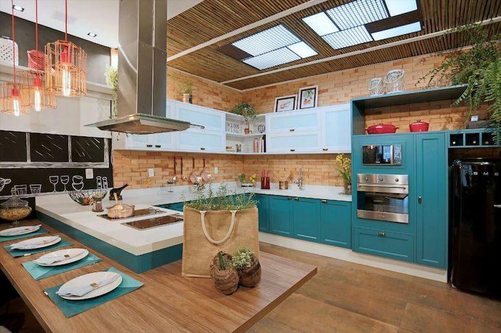 37c65e19f5f Cozinha retrô  100 imagens apaixonantes para você se inspirar