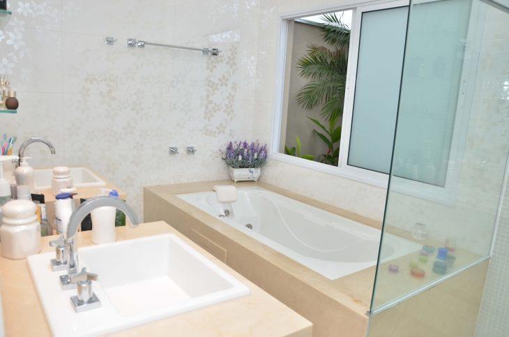 Ideias Banheiro Com Banheira : Banheiros com banheiras ideias visuais de tirar o