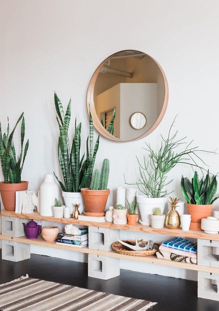 Como usar blocos de concreto na decora o da sua casa for Livyng ecodesign