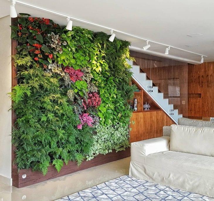 Jardim Vertical Esp 233 Cies Ideais Como Fazer E 50