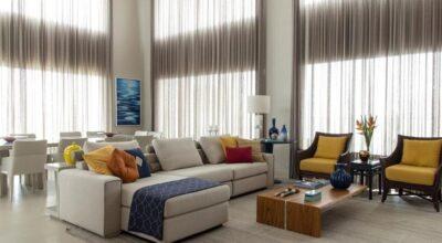 O charme das mantas: 70 ideias para deixar seu sofá mais estiloso