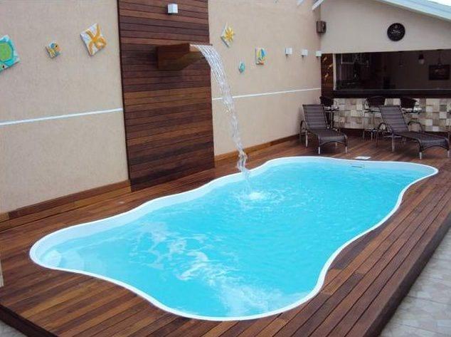 Cascata para piscina tudo o que voc precisa saber para for Lider piscinas