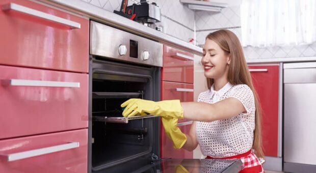 Deixe seu fogão brilhando: aprenda truques para limpá-lo corretamente